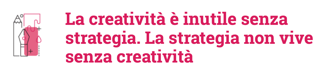 Strategia e creatività