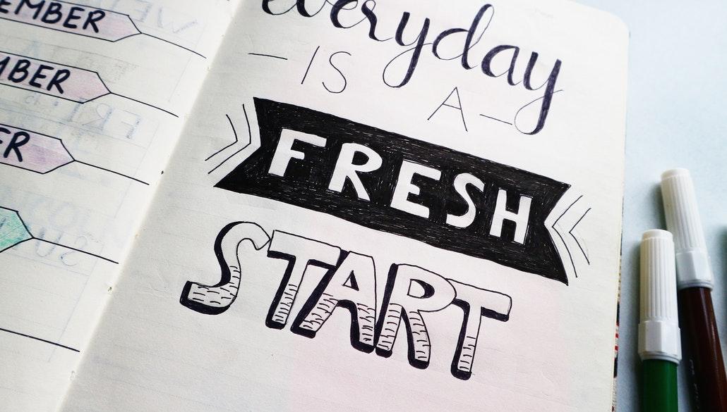 iniziare la giornata