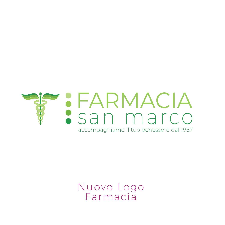 sviluppo nuovo logo farmacia